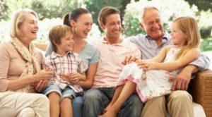 Patients tous les âges réflexologie